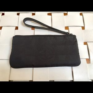 NEW never used Chanel Travel line Wristlet